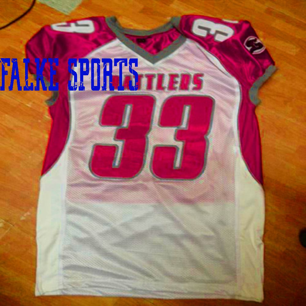 custom design Tackle Twill American Football Jerseys | pakistani