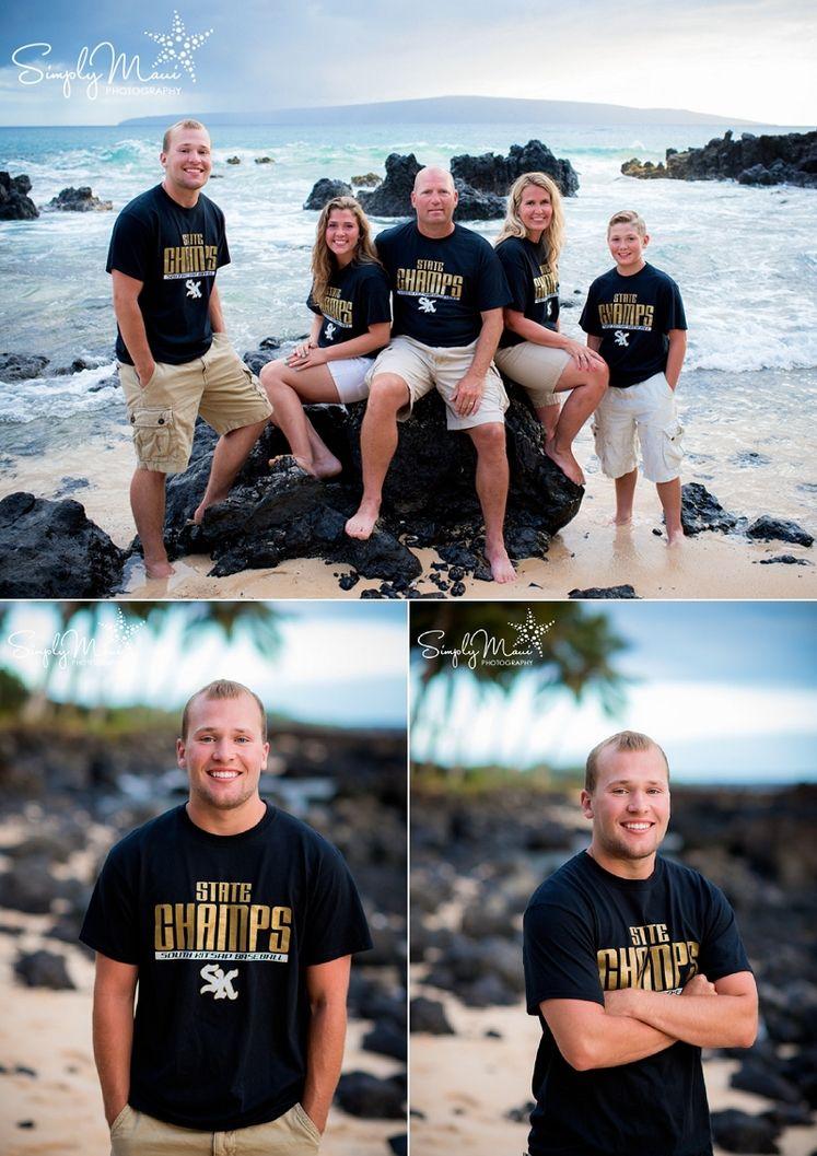 Maui Family Portraits by Simply Maui Photography
