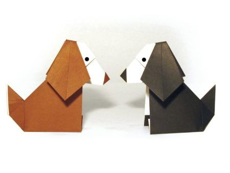 Origami easy origami dog tutorial how to make an easy origami dog origami easy origami dog tutorial how to make an easy origami dog how mightylinksfo Choice Image