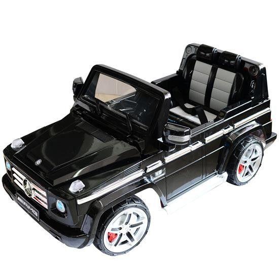 Aosom Mercedes-Benz G55 Kids 12V Battery Powered Truck