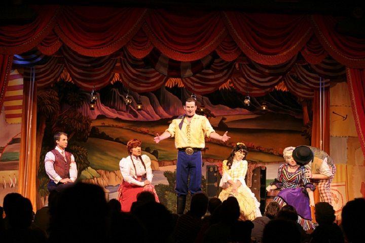 Hoop-De-Doo Musical Revue