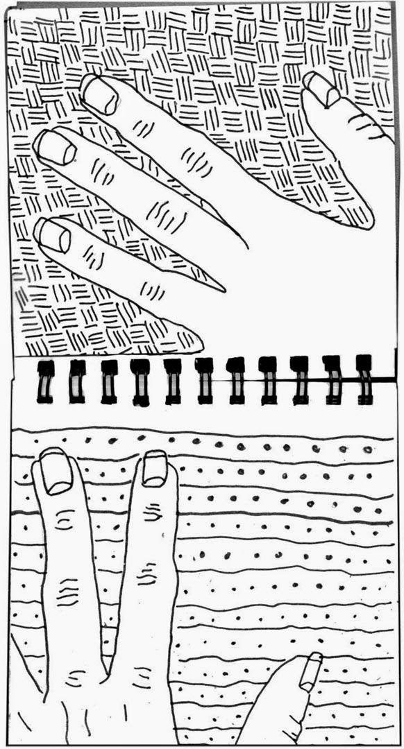 Teaching Contour Line Drawing : Projets d art pour les enfants contour dessin au trait