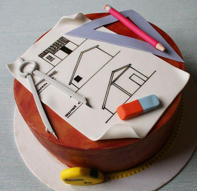 Architect cake cakes pinterest f r m nner torte f r for Architektur torte
