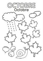 Coloriage Cp Octobre.10 Octobre Atelier Pinterest Autumn Activities Preschool Et