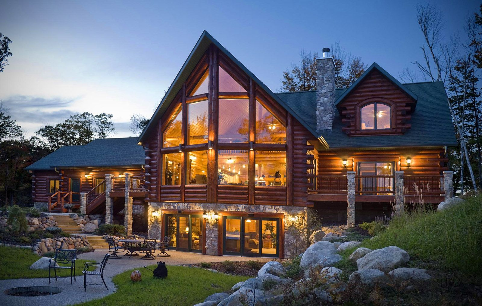 Spectacular Pole Barn Houses For Attractive Home Design Patio Furniture And