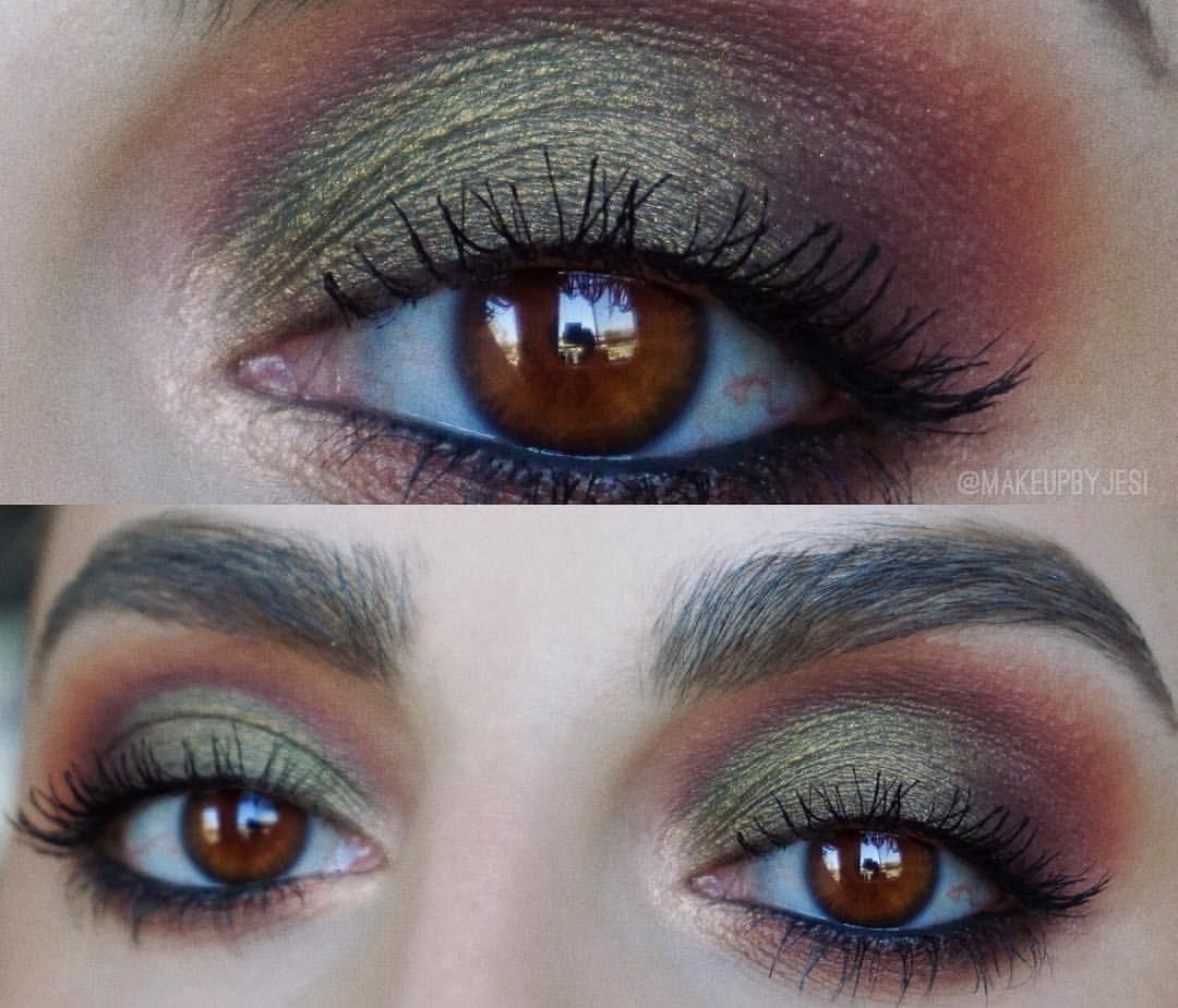 Makeupshayla X Colourpopcosmetics Perception Eyeshadow