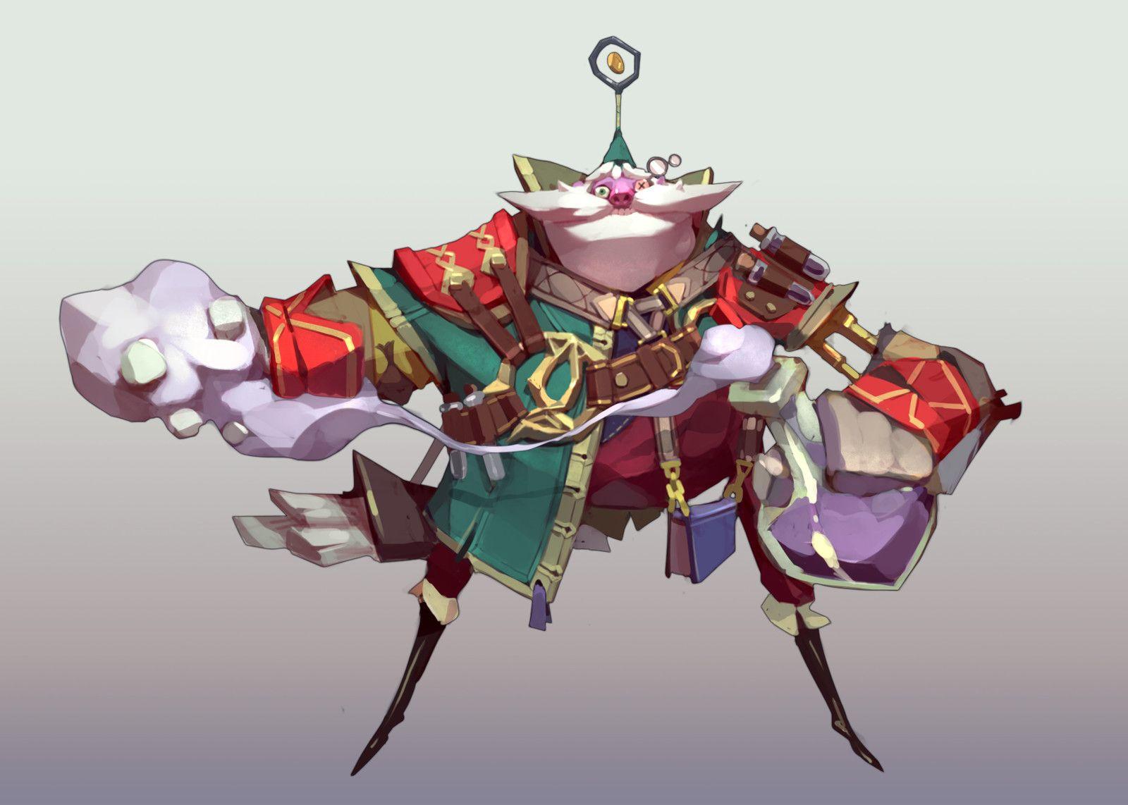 Alchemist, Tan Zhi Hui on ArtStation at https://www.artstation.com/artwork/gx0Bm?utm_campaign=digest&utm_medium=email&utm_source=email_digest_mailer