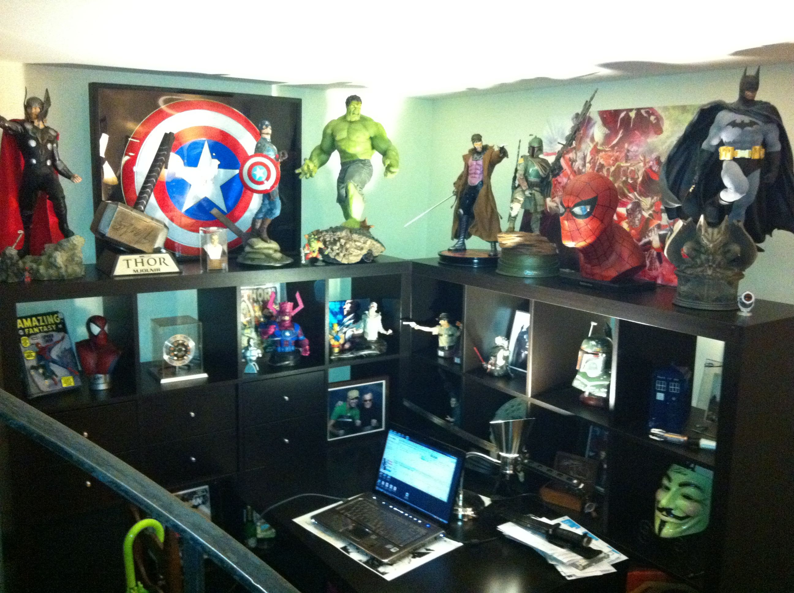 best  geek room decor   best geeky decorating ideas images  - nerd decor