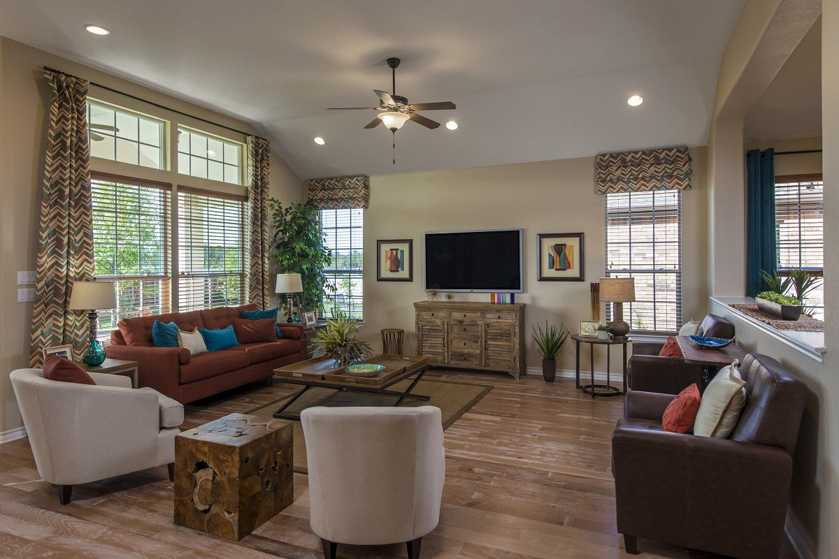 Forest grove round rock tx kb home kb homes new
