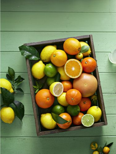 Before juicing citrus fruits, roll them back and forth on your kitchen counter to better release liquid from the segments inside.