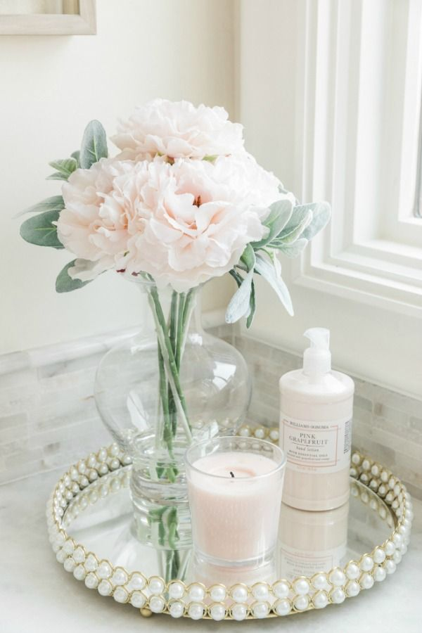 Get the Look: Lovely Country French Bedroom Decorating with Gentle Palette - Hello Lovely