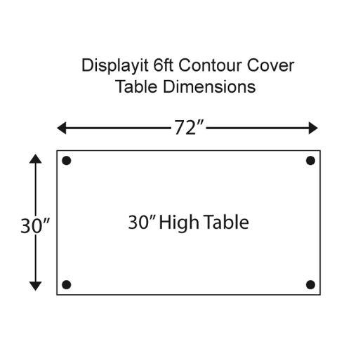 banquet buffet tables size google search design data table rh pinterest com standard buffet table size round buffet table size