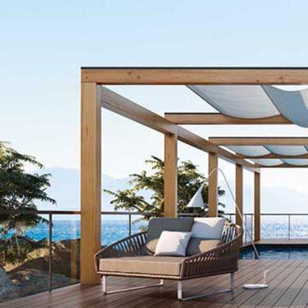 Sol Terrasse 20 Beaux Carrelages Pour Une Terrasse Design Sol Terrasse Terrasse Design Idees Pergola