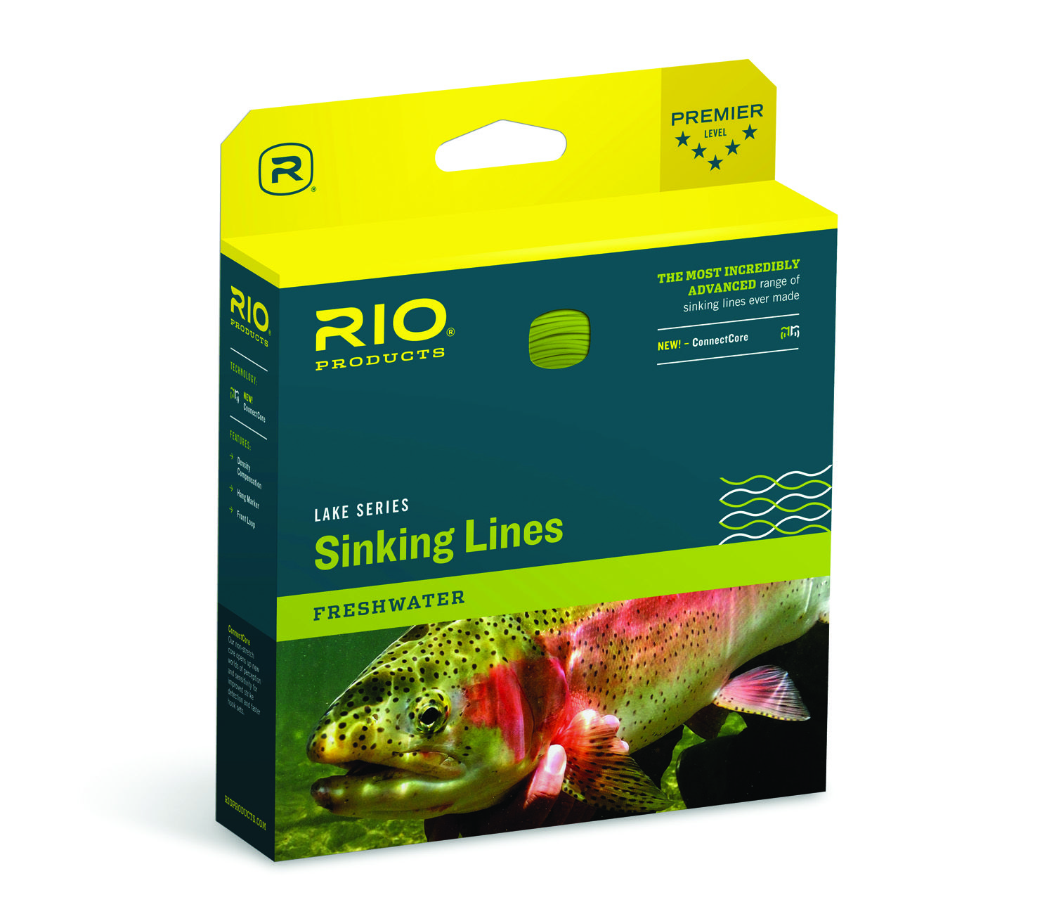 Rio In Touch Deep 7 Full Sinking Fly Lines For Sale Same Day Shipping No Sales Tax The Rio In Touch Deep 7 Sinking Is An Up Fly Fishing Line Rio Fly Fishing