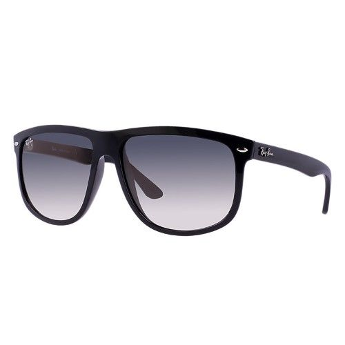 ac8d53563d Ray-Ban RB4147 Waycat Black  Crystal Grey Modern Sunglasses