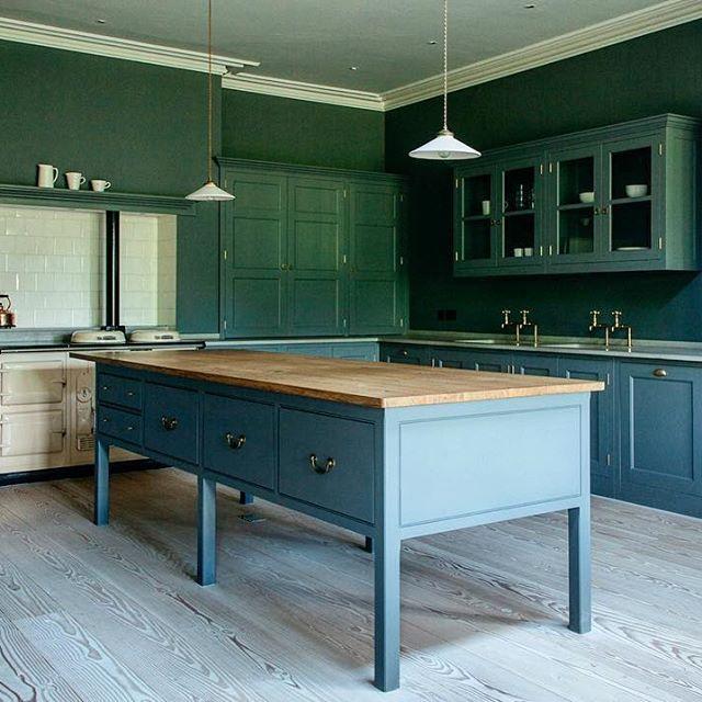 Scandinavian Kitchendesign Ideas: The Seal Chart House #Regram Via @plainenglishuk