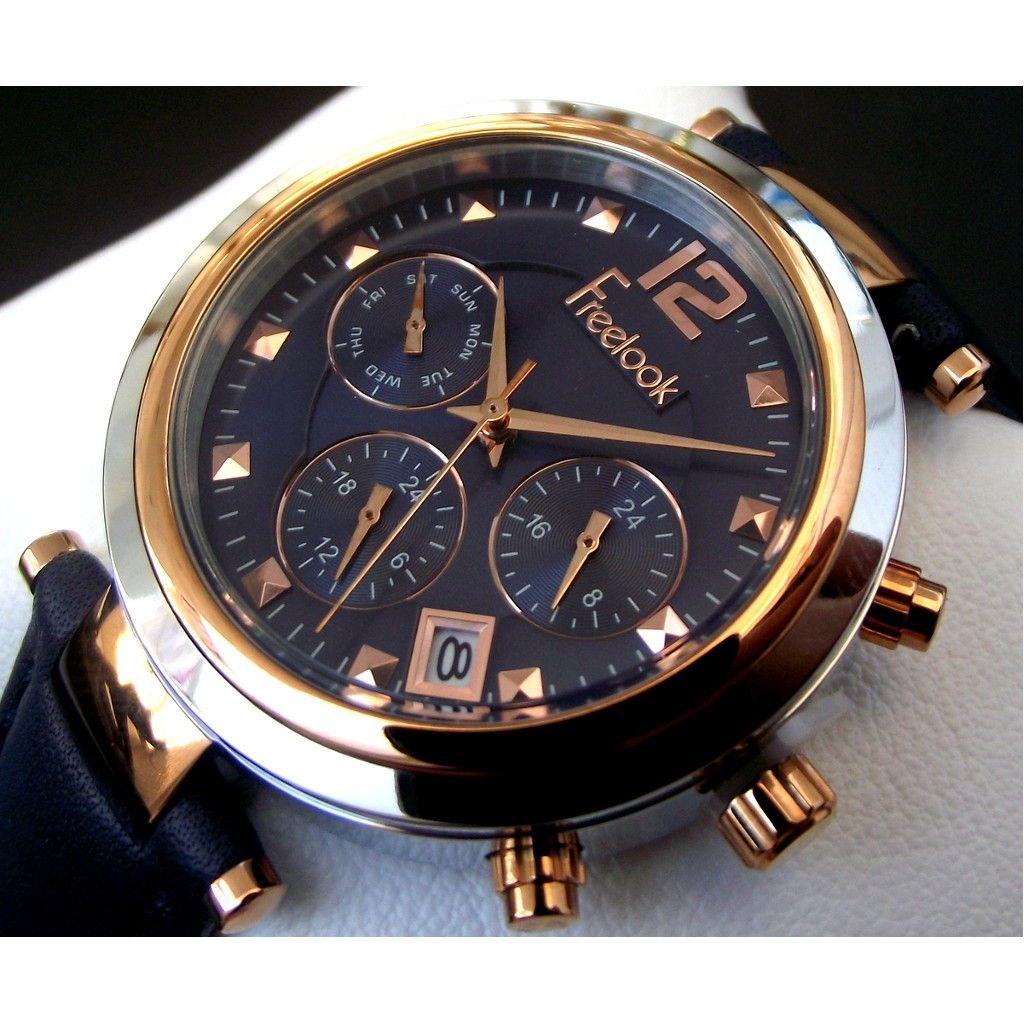 Freelook F 3 1004 03 Multifonksiyonlu Bayan Kol Saat N11 Com Watches Luxury Watches Accessories