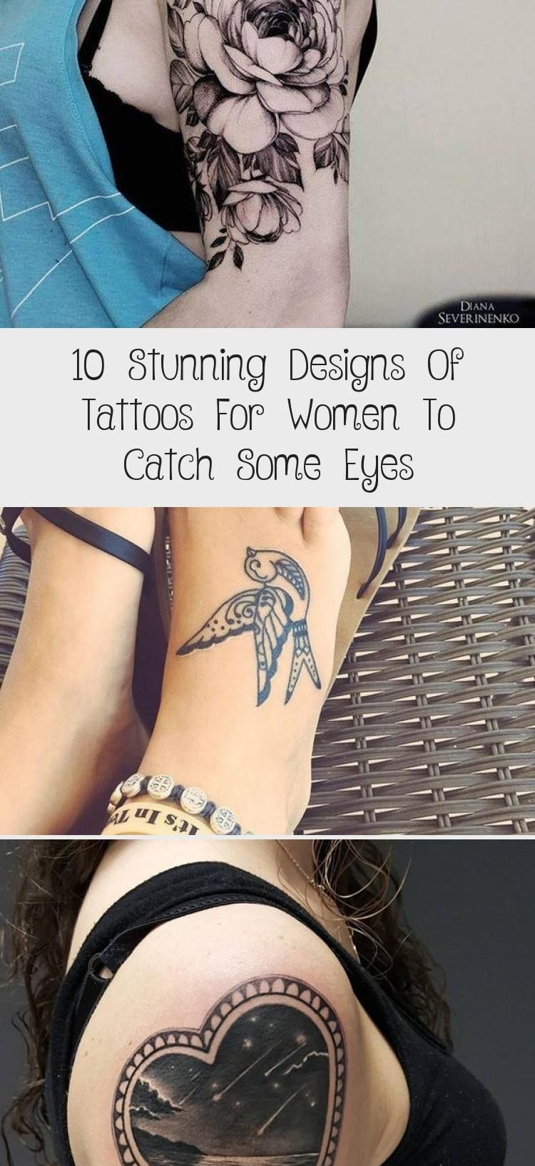 Girls nowadays like unique fashion ideas. Tattoos are one