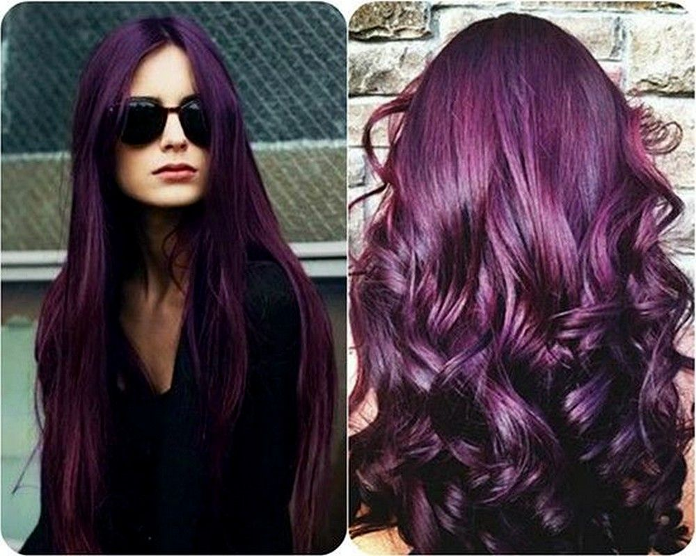 Awe Inspiring Hair Color Trends 2015 Color Trends And Hair Color On Pinterest Hairstyles For Women Draintrainus