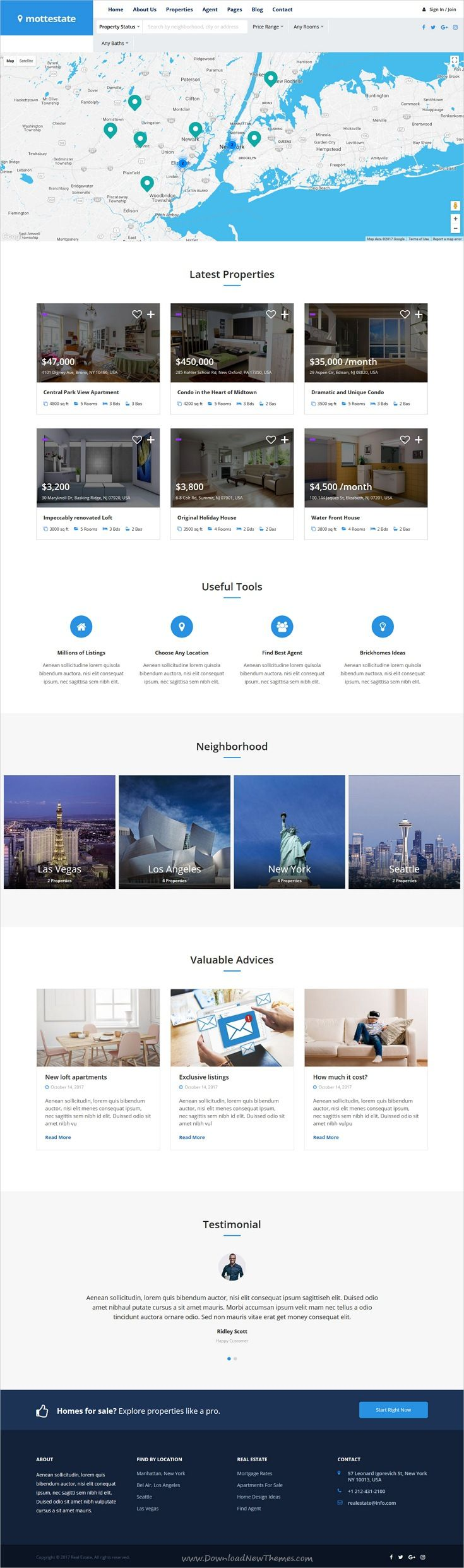 Mottestate Is Clean And Modern Design 4in1 Responsive Wordpress Theme For Realestate And Property Lis Wordpress Theme Real Estate Wordpress Theme Responsive