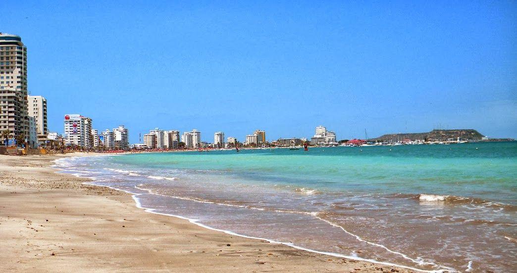 playa Salinas Ecuador