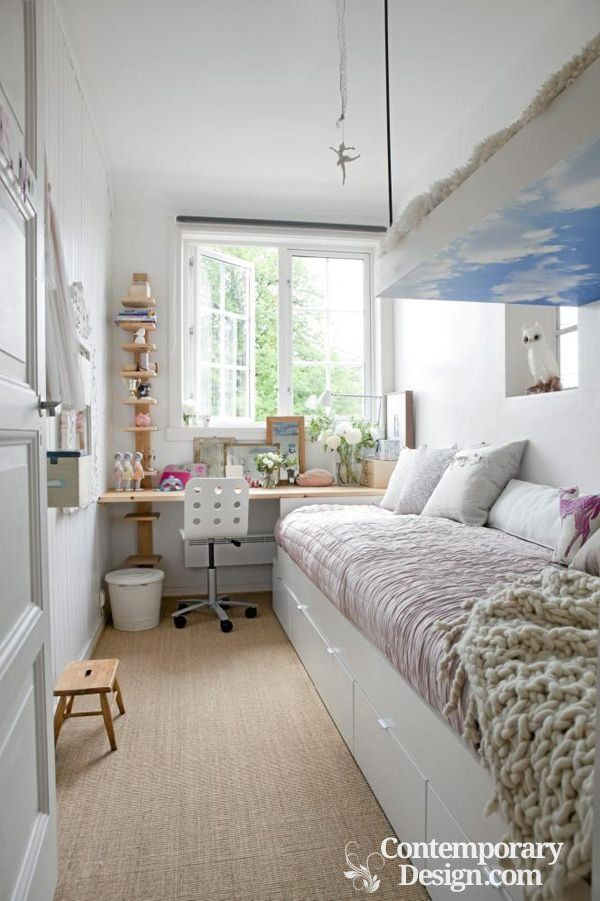 Long narrow bedroom ideas | Delightful Decor | Pinterest | Bedroom ...