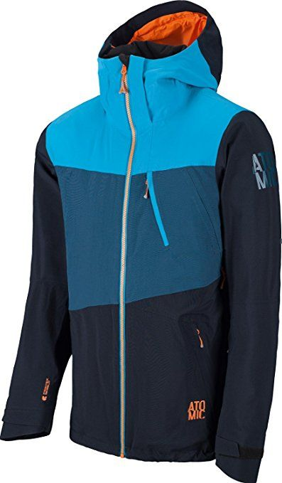 Atomic 2015 16 Men S Ridgeline Shell Ski Jacket Clothes