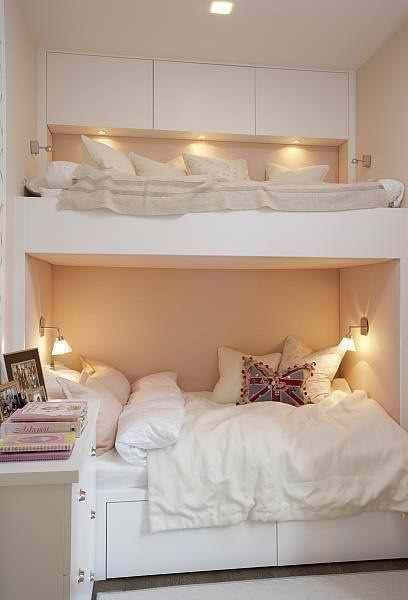 Cómo amueblar una habitación juvenil pequeña   Schlafzimmer