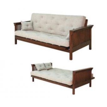 Sof cama matrimonial canela compra ahora en linio for Sofa cama queen size mexico