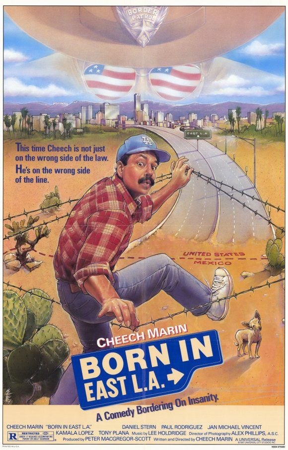 Born In East L A Movie Movie Posters Movies Online All Movies