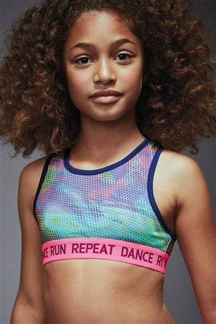 Buy Bright Sports Crop Top (7-16yrs) from the Next UK online shop