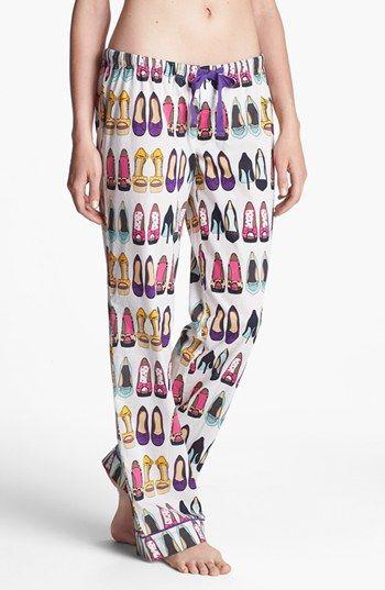 PJ Salvage Print Lounge Pants | Nordstrom