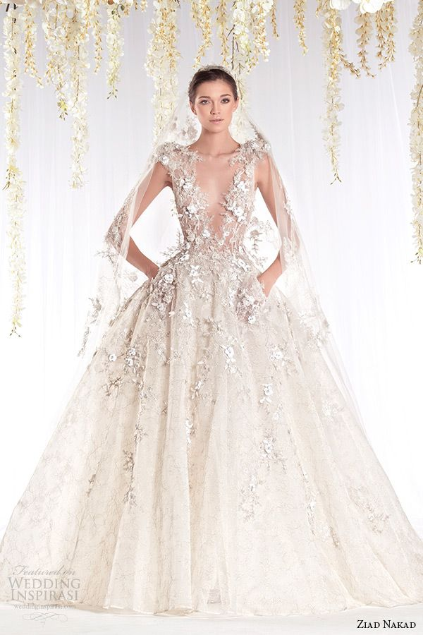 Ziad Nakad 2015 Wedding Dresses — The White Realm Bridal ...