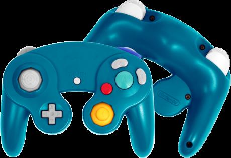 Ocean Metal Custom Gamecube Controller Gamecube Controller Gamecube Wii Fit