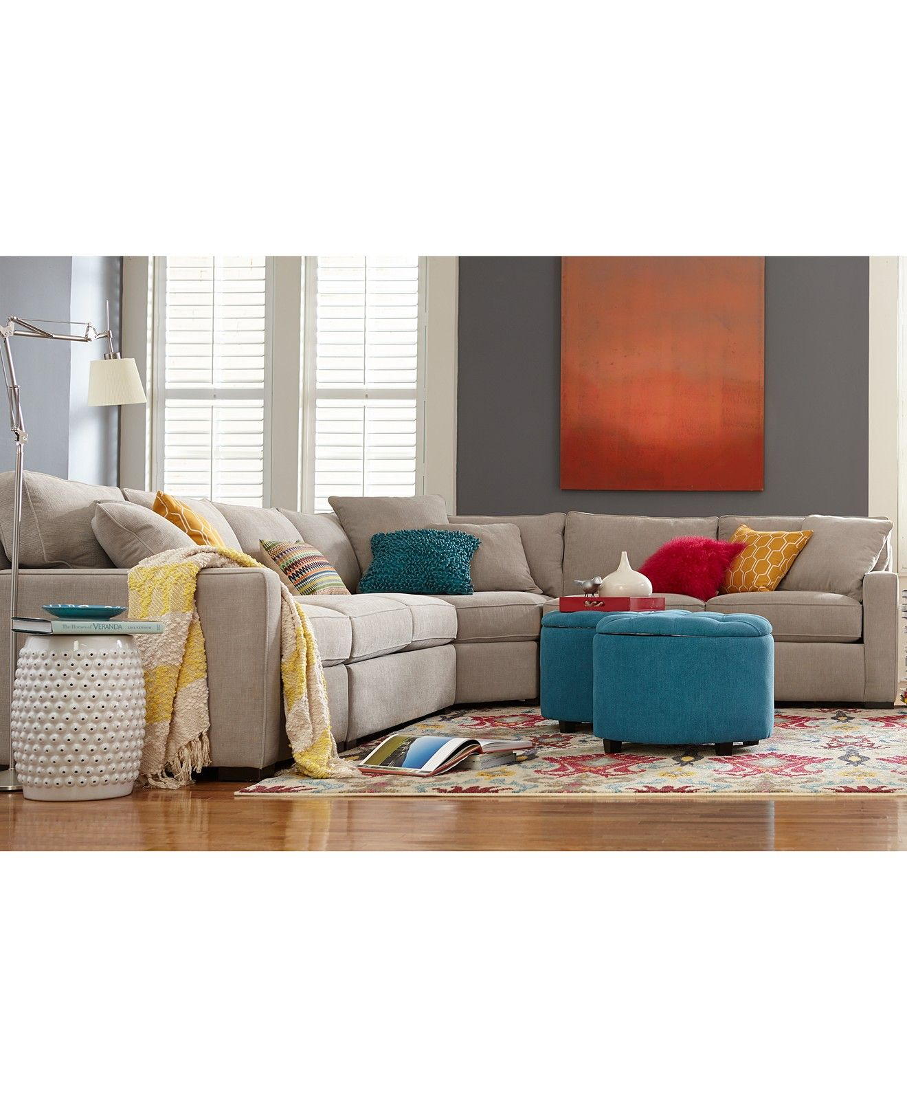 Marvelous Adding The Right Pops Of Color Can Totally Change The Game, Radley Furniture Awesome Design