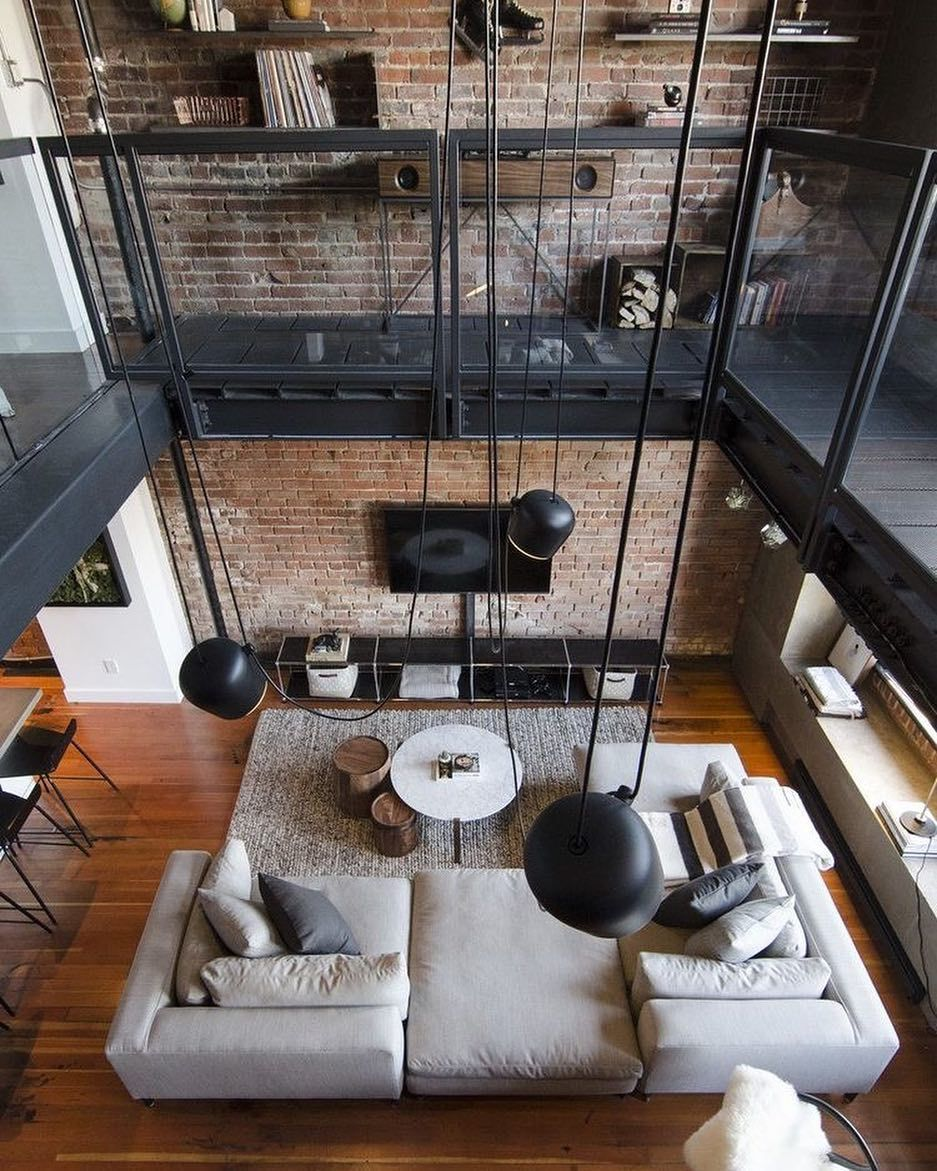 Dream Kitchen And Bath Nashville: COCOON Loft Interior Design Inspiration