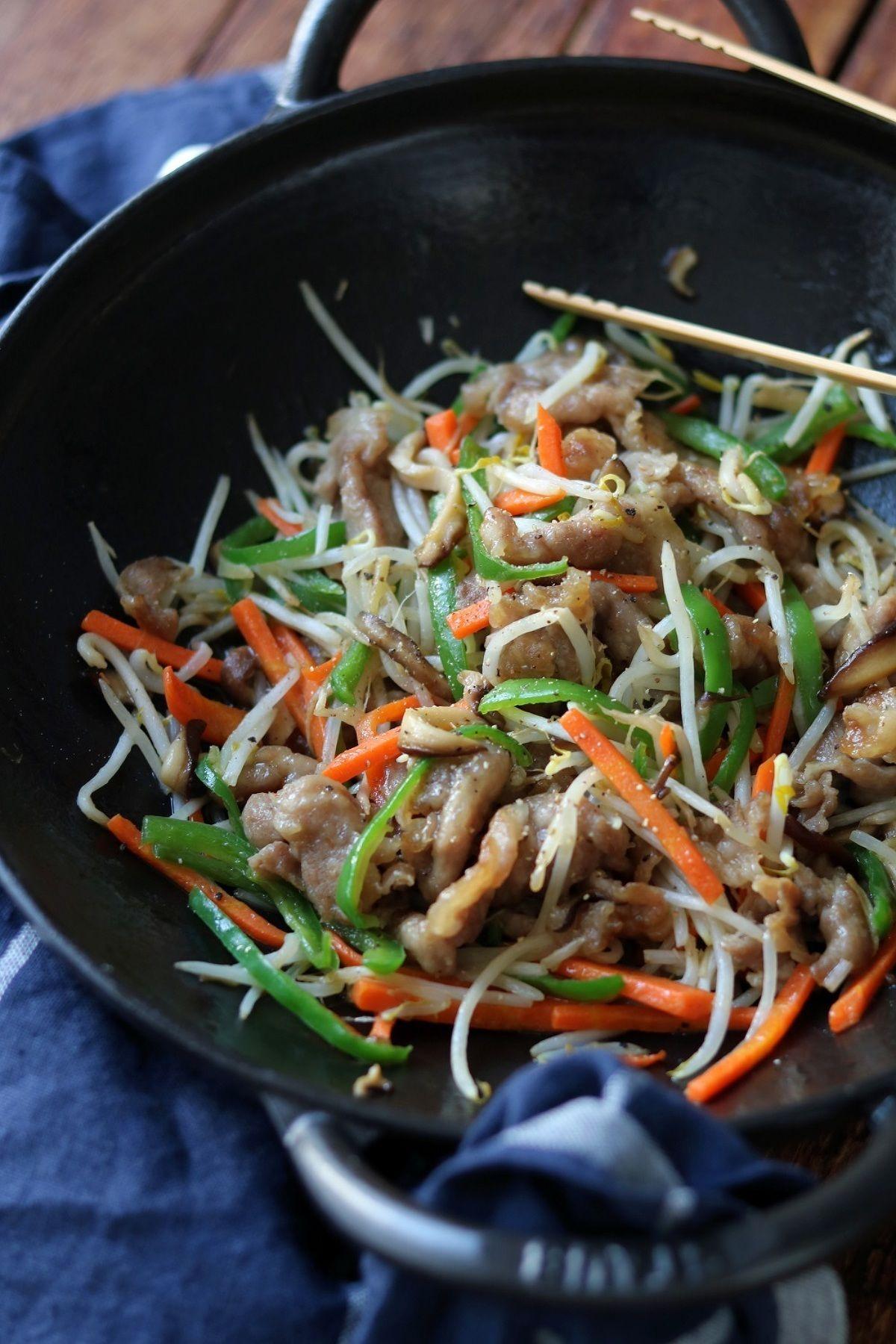 野菜 炒め レシピ 美味しい