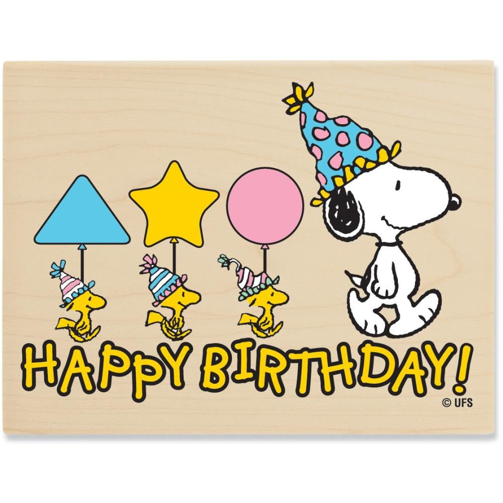 Snoopy Happy Birthday Narodeniny Pinterest Happy