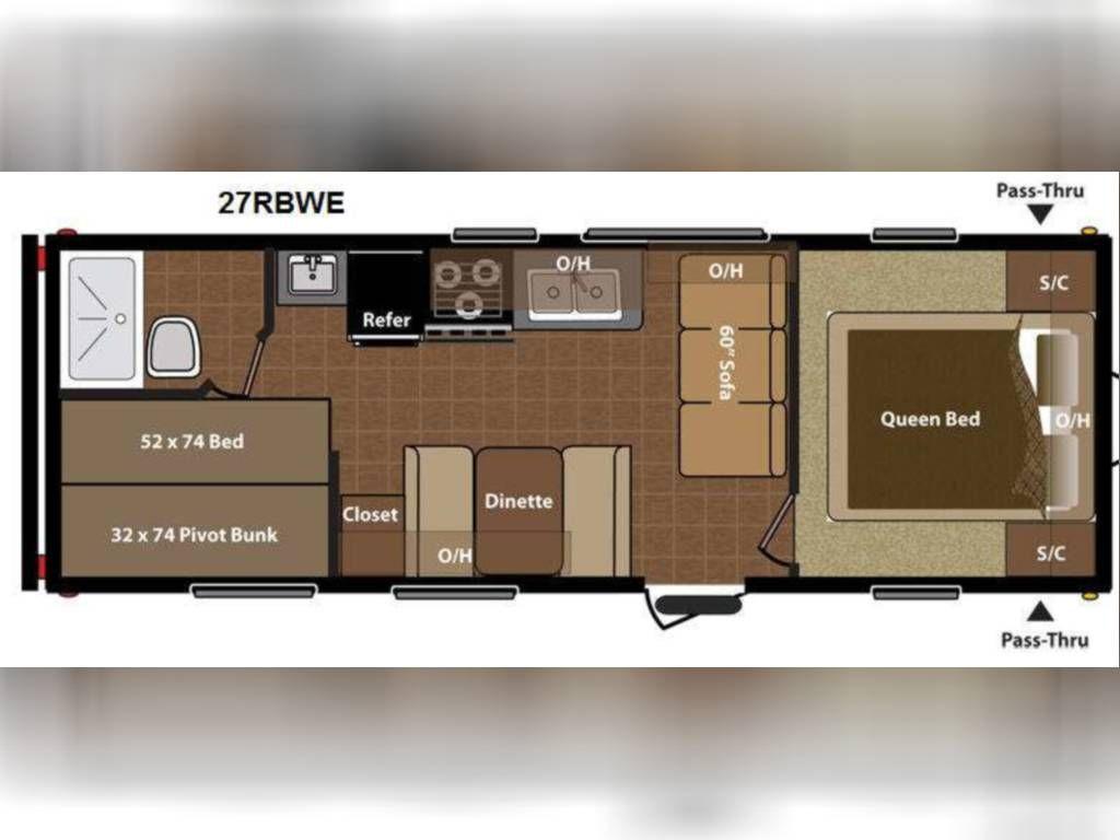 2013 Keystone Rv Hideout 27rbwe For Sale In Yuba City Ca Rv Trader In 2020 Keystone Rv Rv Keystone