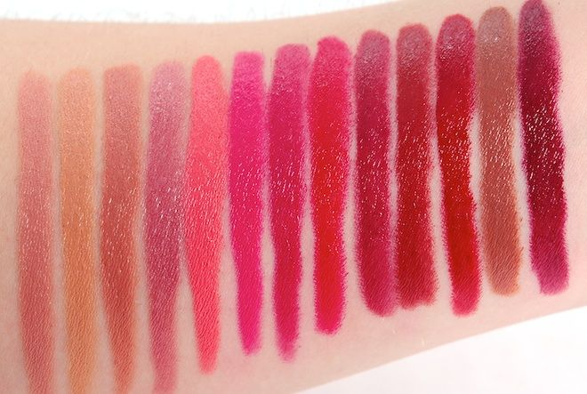 NARS Satin Lip Pencils Review, Photos & Swatches | Products ...