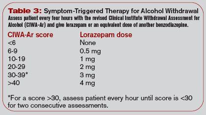 lorazepam taper off schedule