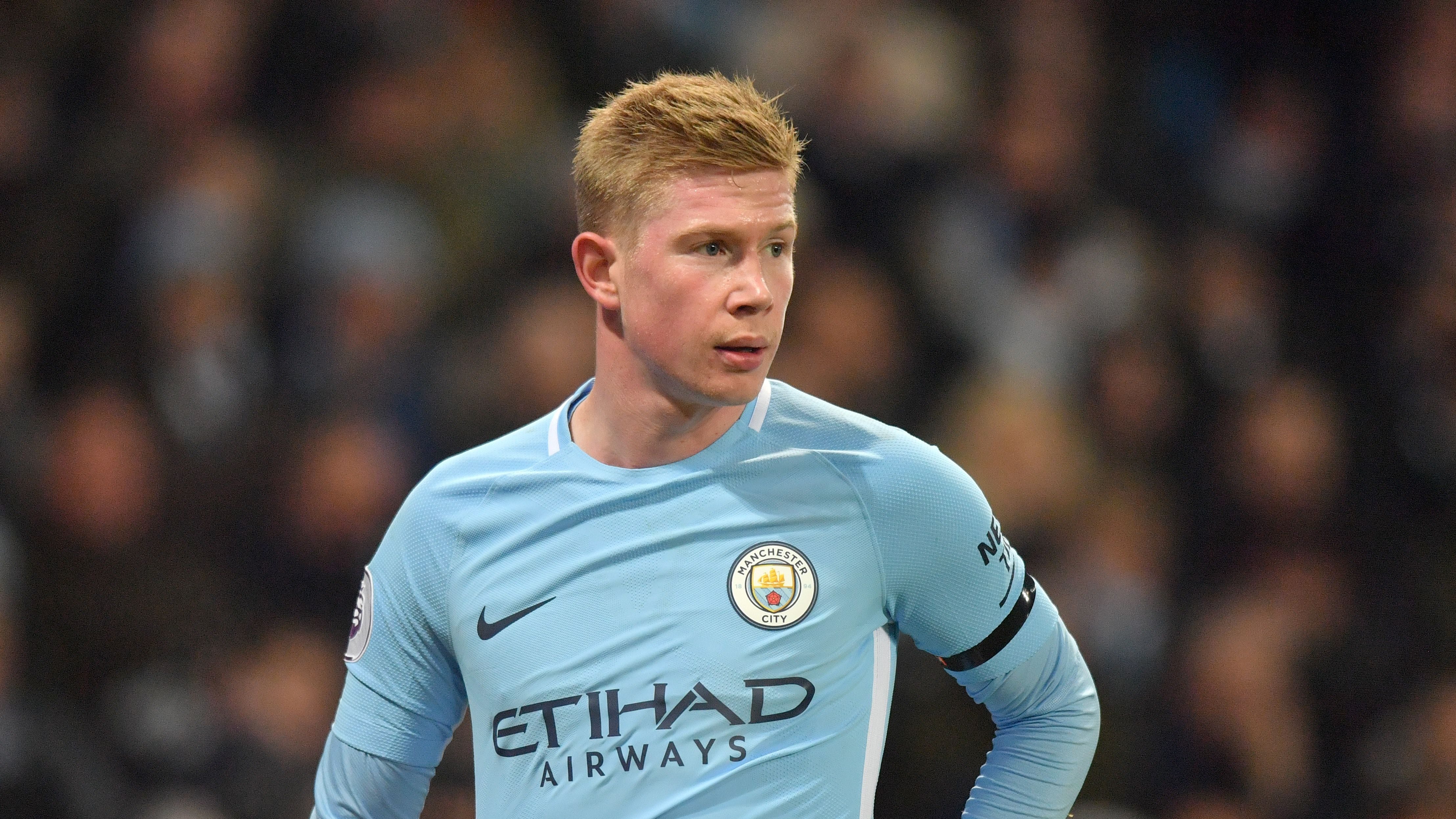 Kevin De Bruyne Commits To Manchester City With New Five Year Deal Manchester City Kevin De Bruyne Manchester