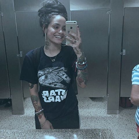 why do I feel like lani has a section in her closet strictly for all her Star Wars clothes | #kehlani #tsunamimob