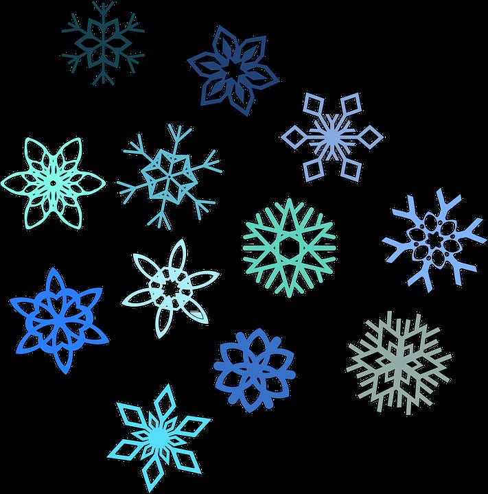 Imagen gratis en Pixabay Copo De Nieve, Hexágono, Snow