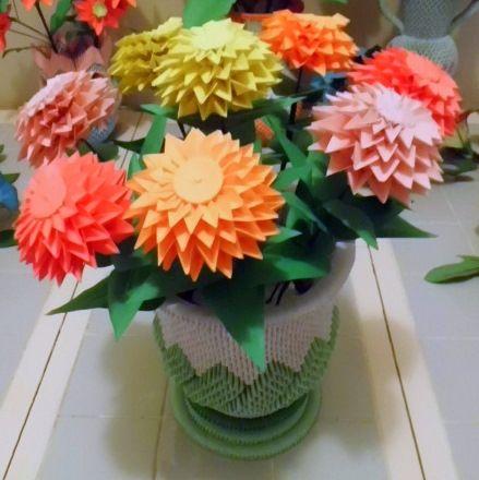 David foos album 3d origami art paper arts pinterest david foos album 3d origami art mightylinksfo
