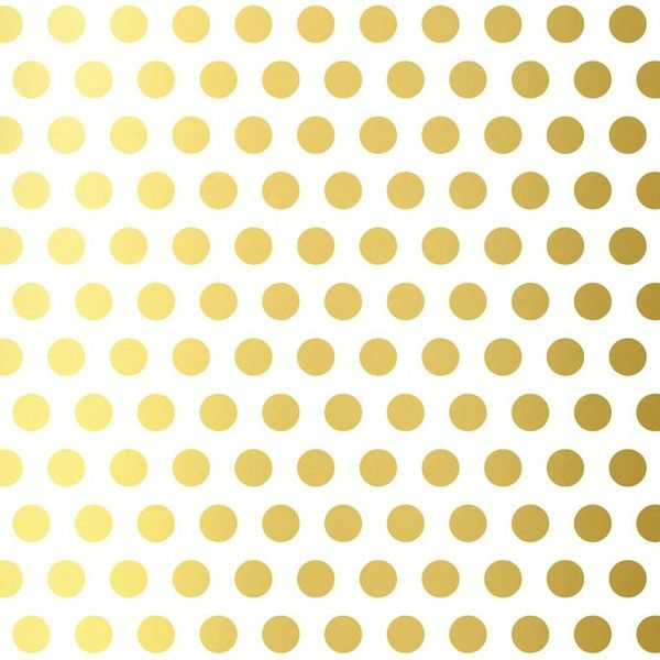 Scrapbooking Supplies Scrapbooking Ideas And Scrapbooking Layouts Two Peas In A Buc Gold Polka Dot Wallpaper Polka Dots Wallpaper Gold Polka Dots Background White and gold dotty wallpaper