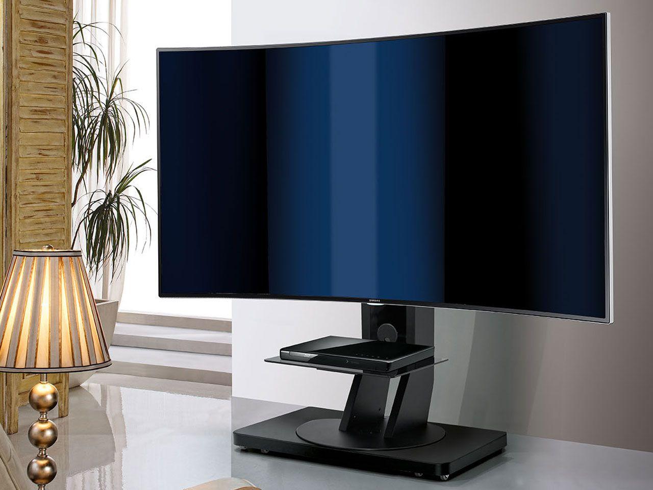 Fernseher Auf Rollen