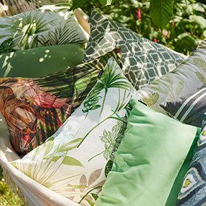 Kussens groen van Hartman! Bekijk de Green Escape collectie en ...