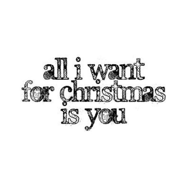 Christmas Quote | Tumblr Found On Polyvore