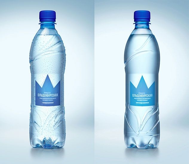 Oldenburg princess mineral water package pinterest for Aqua design oldenburg